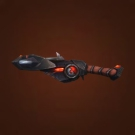 Incised Crossbow, Bloodmane Crossbow, Void-Warped Oshu'gun Crossbow Model