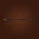 Jinbali Warp-Staff, Crystal-Etched Warstaff Model