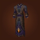 Robe of Midnight Down, Robes of Nova, Robe of Midnight Down Model