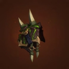 Crafted Dreadful Gladiator's Mail Spaulders Model