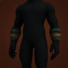 Spidertank Oilrag, Thistlefur Bands, Geomancer's Bracers Model