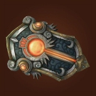 Ancient Mogu Tower Shield Model