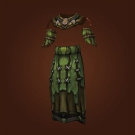 Lunarglow Robe, Anchorite Robe, Auchenai Keeper Robe Model