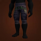 Savage Gladiator's Silk Trousers Model
