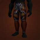 Brutal Gladiator's Linked Leggings, Brutal Gladiator's Mail Leggings, Brutal Gladiator's Ringmail Leggings Model