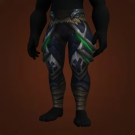 Leggings of Sacrifice Model