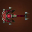 Replica High Warlord's Battle Mace Model