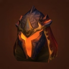 Merciless Gladiator's Mail Helm Model
