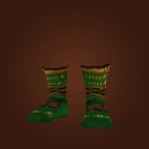 Green Iron Boots Model