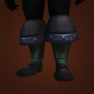 Ravaged Leather Slippers, Decapod Slippers, Awakening Footfalls, Treads of Revelation, Vision-Tainted Treads, Awakening Footfalls, Tarvus's Poison-Scarred Boots, Decapod Slippers, Decapod Slippers Model