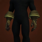 Moss-Covered Gauntlets Model