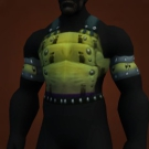 Heavy Lamellar Chestpiece Model