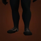 Enumerated Sandals, Attuned Crystalline Boots, Attuned Crystalline Boots, Field Researcher's Boots, Oracle Slippers, Crystalsong Slippers, Boots of the Howling Winds, Duke Lankral's Velvet Slippers, Coldwraith Boots, Magesoul Sandals Model
