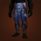 Leggings of the Haggard Apprentice Model