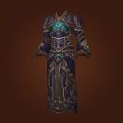 Brutal Gladiator's Mooncloth Robe, Brutal Gladiator's Satin Robe Model