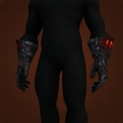 Krag'goth's Iron Gauntlets Model