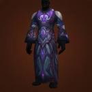 Valorous Frostfire Robe Model