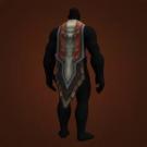 Growthshaper Cloak, Wolfsfur Cloak, Kaelynara's Traveling Cloak Model