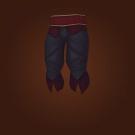 Tyrannical Gladiator's Silk Trousers Model