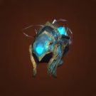 Lightning Emperor's Helmet Model