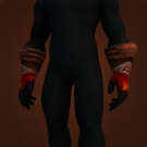 Flarecore Gloves, Infernoweave Gloves Model