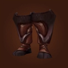 Battlescar Boots, Boots of Elusion, Glider's Greaves Model