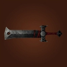 Blackened Blade Model