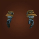 Crusader's Gauntlets, Dracorian Gauntlets Model