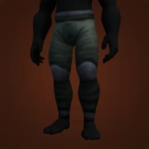 Blackened Defias Leggings, Ogre Assassin's Britches Model