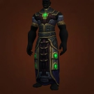 Tunic of the Witch Doctor, Hauberk of the Witch Doctor Model