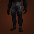 Hateful Gladiator's Mooncloth Leggings, Hateful Gladiator's Satin Leggings Model
