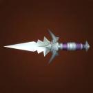 Doomspike, Chillwind Dagger, Vorpal Dagger, Talbuk Dirk Model