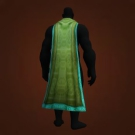 Hibernal Cloak, Venomshroud Cape, Arachnidian Cape Model