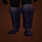 Replica Blood Guard's Leather Treads, Replica Blood Guard's Leather Walkers Model