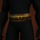 Heavy Notched Belt Model
