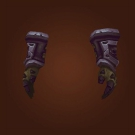 Vicious Gladiator's Dreadplate Gauntlets Model