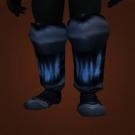 Replica Blood Guard's Silk Footwraps, Replica Blood Guard's Silk Walkers Model