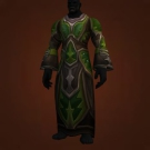 Bloodspore Robe, Foothold Robe, Voldrune Robe, Tethys Robe Model