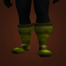 Dervish Boots, Hawkeye's Shoes Model
