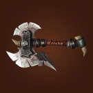 Longclaw Axe, Talon Guard Wingclipper, Pokhar's Thirteenth Axe Model