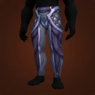 The Shadow Oracle's Leggings, Leywalker Pants, Temporal Scholar's Leggings, Leywalker Leggings, Gilnean Fleece Pantaloons, Earthmender's Pantaloons, Soul-Stealer's Leggings Model