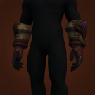 Anub'ar Stalker's Gloves, Sanctified Ahn'Kahar Blood Hunter's Handguards Model