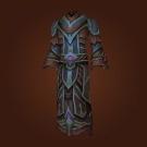 Vicious Gladiator's Mooncloth Robe, Vicious Gladiator's Satin Robe Model