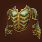 Silithid Carapace Chestguard Model
