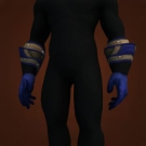 Sparkproof Gloves, Onaeya's Gloves, Serpentis' Gloves, Halfmoon Gloves, Subduer's Gloves, Broken Fingers of Hillsbrad, Subduer's Gloves, Ashen Gloves Model