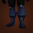 Guardian's Leather Boots Model