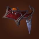 Wild Gladiator's Silk Amice Model