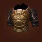 Chestplate of the Ruby Champion Model
