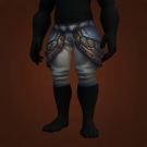 Leggings of Twisted Vines, Subetai's Pillaging Leggings, Locust Swarm Legguards, Crimsonscale Legguards Model