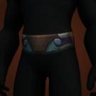 Avenger's Trillium Waistplate Model